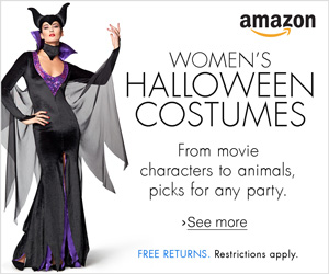 Amazon Halloween Shop